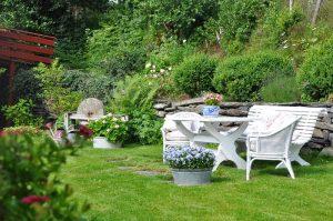 Meubles de jardin